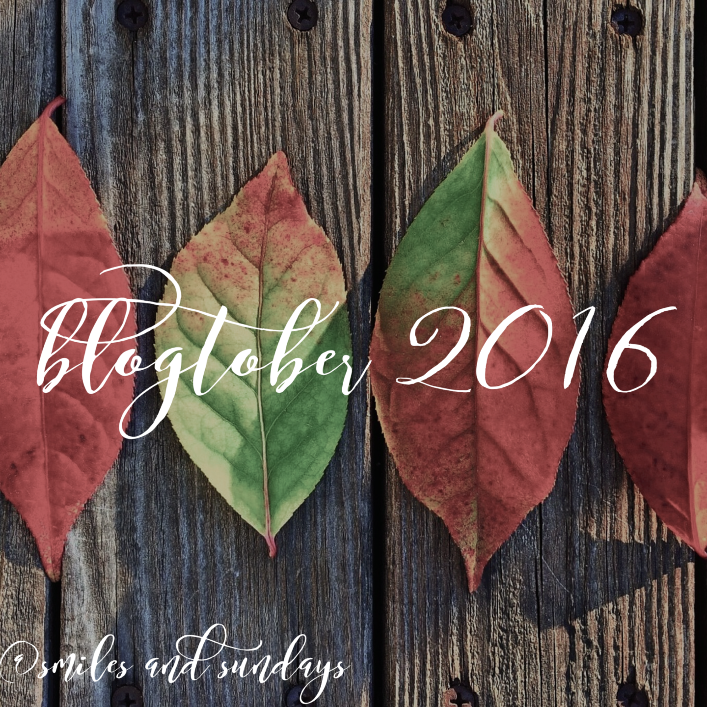 Blogtober 3 and 4